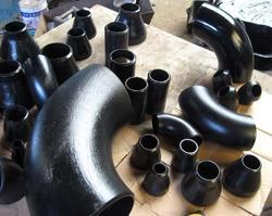 Carbon Steel Pipe Fittings from JAYVEER STEEL