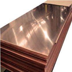 Copper Sheet from JAYVEER STEEL