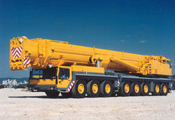 MOBILE CRANES ON HIRE- UAE- ABU DHABI  from WESTERN HEAVY EQUIPMENT RENTAL L. L. C