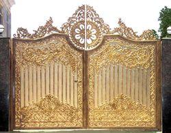 Cast Aluminium Gates from WOW INTERNATIONAL FZC
