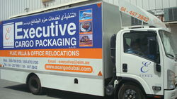 TRANSPORT SERVICE from EXECUTIVE CARGO PACKAGING LLC