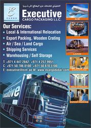 CARGO SERVICES from EXECUTIVE CARGO PACKAGING LLC
