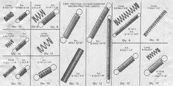 COMPRESSION & EXTENSION SPRING from PIPLODWALA HARDWARE TRADING L.L.C