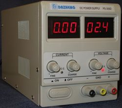DC power supply  from GREENS DIGITAL ELECTRONICS L.L.C