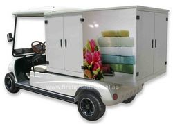 Housekeeping Cart in Saudi Arabia from FIRST INTERNATIONAL SPECIALIZED VEHICLES TRADING