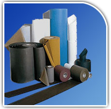 PTFE Tursite Sheets & Strips from JAYHIND POLYMERS