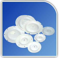 PTFE Diaphragms from JAYHIND POLYMERS