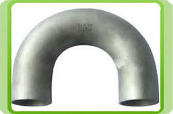 Steel Pipe Elbow from SIDDHAGIRI METALS & TUBES