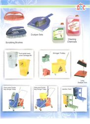 CLEANING PRODUCTS from AL BARWAZ CORNER CLEANING MATERIAL TRADING