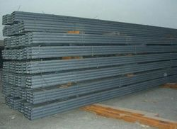 STEEL CHANNELS from ACCORD TRADING L.L.C