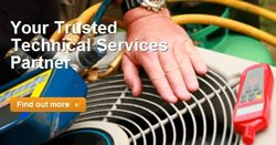 Air Conditioning works in Dubai from PRIME ME COMPUTER SERVICES