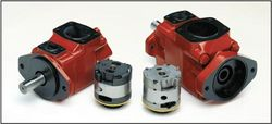 THRU DRIVE HYDRAULIC VANE PUMPS