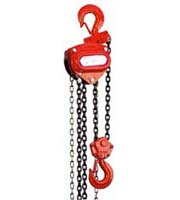 Chain Pulley Blocks from STEEL MART