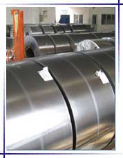 STEEL COIL from SAGAR STEEL CORPORATION