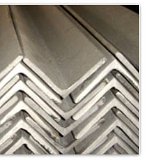 Stainless Steel Angles from SAGAR STEEL CORPORATION