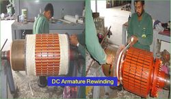 Electrical Rewinding from TECHNICAL RESOURCES EST