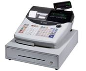 Casio Cash Register from LINETECH TRADING LLC