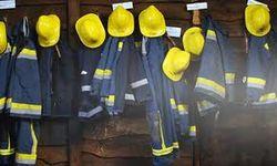 FIRE RETARDANT COVERALLS