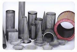 WIRE NETTING FILTERS from AVESTA STEELS & ALLOYS