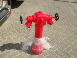 FIRE FIGHTING EQUIPMENT SUPPLIES from AL TAHADI SECURITY AND SAFETY in ,