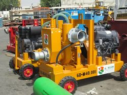 DEWATERING PUMP RENTAL IN UAE from RTS CONSTRUCTION EQUIPMENT RENTAL L.L.C