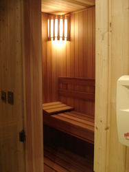 Sauna from BIN TAMMAN MODERN ENTERPRISES
