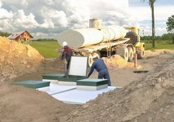 Household Sewage Treatment Plants from OASIS INTERNATIONAL TRADING F.Z.C