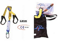 LIFTEK LX500 LIFTEK LX121 SAFETY HARNESS