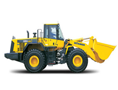 WHEEL LOADER HIRE from AL KAYAN TECHNICAL SERVICES