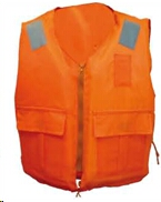 MARINE LIFE JACKET from GULF SAFETY EQUIPS TRADING LLC