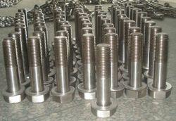 Duplex Steel Hex Head Bolts   from ROLEX FITTINGS INDIA PVT. LTD.