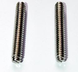 Duplex Steel Threaded Bars   from PIYUSH STEEL  PVT. LTD.