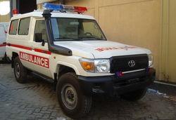 Ambulance Conversion in Dubai