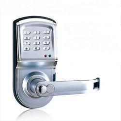 Keyless Electronic Digital Security Code Door Lock from SHENZHEN MINGLIXUAN DIGITAL CO., LTD