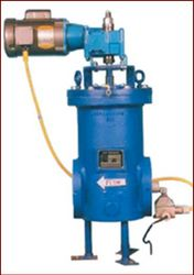 Automatic Backwash Filters  from CHAMPION FILTERS MANUFACTURING COMPANY