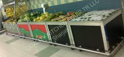 FRUITS DISPLAY from QUALITY KITCHEN EQUIPMENT TRADING LLC...