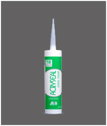 AMI ACRYSEAL ACRYLIC SEALANT from GULF SAFETY EQUIPS TRADING LLC