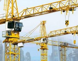 LIEBHERR Tower Cranes from GULF DEVELOPMENT & CONSTRUCTION ( INMA ) L.L.C.