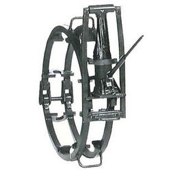 General Pipe Clamp from WELDING EQUIPMENT SHOP