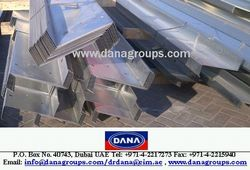 Z PURLINS C CHANNELS DECKING SHEETS PROFILE SHEETS from DANA GROUP UAE-OMAN-SAUDI