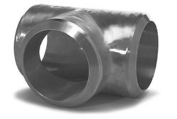 Seamless equal tee stainless steel from SANJAY BONNY FORGE PVT. LTD.