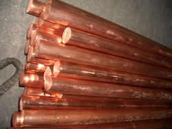 Copper Round Bar from STEEL MART