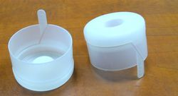 Plastic 5 Gallon Water bottle caps from AL BARSHAA PLASTIC PRODUCT COMPANY LLC