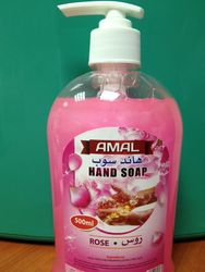 Hand Soap Liquid Rose 500 ml
