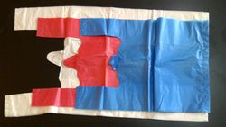Supermarket Shopping Plastic Bag from AL BARSHAA PLASTIC PRODUCT COMPANY LLC