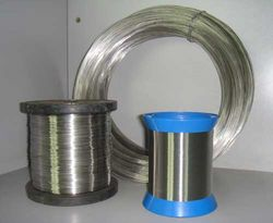 Stainless Steel Wire from ARIHANT STEEL CENTRE