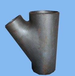 carbon steel end-cap