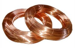 Bare Copper Wires from SANGHVI OVERSEAS