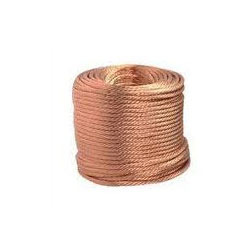 Copper Wire Ropes from SANGHVI OVERSEAS