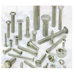 Nickel Alloy Fasteners from SANGHVI OVERSEAS